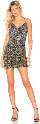 Bardot Glimmer Mini Dress