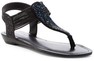 Madden Girl Torsha G Embellished Sandal $39 thestylecure.com