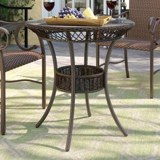Three Posts Iceland Bistro Table Table
