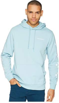 Converse Star Chevron Lightweight Graphic Pullover Hoodie Men's Sweatshirt