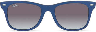 Ray-Ban Blue wayfarer sunglasses RB4195