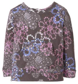 Gymboree Floral Pullover