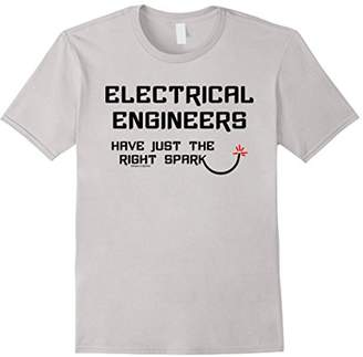 Electrical Engineers Spark Funny Engineering T-Shirt