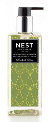 NEST Fragrances Lemongrass & Ginger Liquid Soap, 10 oz.