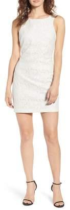 Speechless Crochet Body-Con Dress