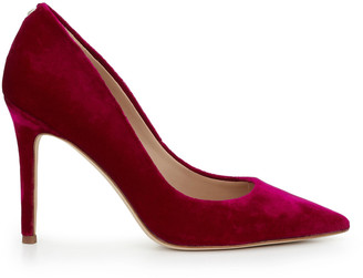 Hazel Pointed Toe Heel $120 thestylecure.com