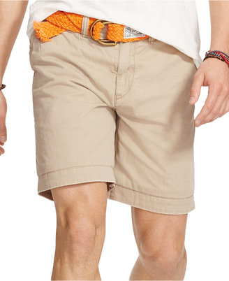 "Polo Ralph Lauren Men's 10"" Relaxed-Fit Chino Short $75 thestylecure.com"