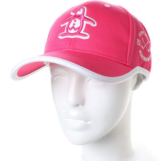 Munsingwear (マンシングウェア) - マンシングウエア Munsingwear レディース ゴルフ キャップ 帽子 MGCLJC01