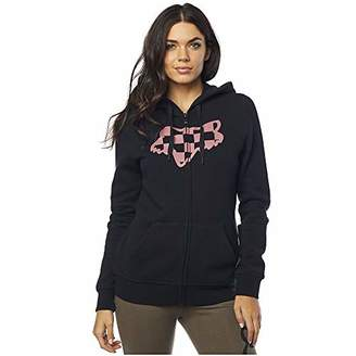 Fox Junior's Check Head Zip Hooded Sweatshirt