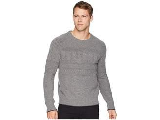 Obermeyer Textured Crew Neck Sweater