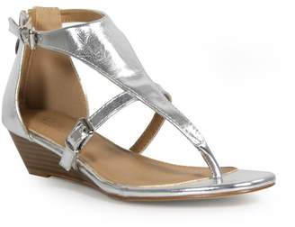 Catherine Malandrino Rena Low Wedge Sandal