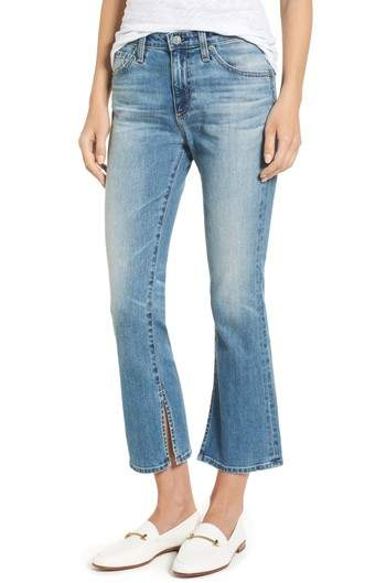 Jodi Crop Flare Jeans