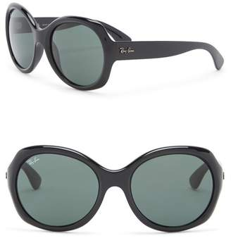 d36ac97903 at Nordstrom Rack · Ray-Ban 57mm Oversized Sunglasses