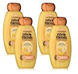 Garnier Whole Blends Repairing Shampoo Honey Treasures, 4 Count $21.96 thestylecure.com