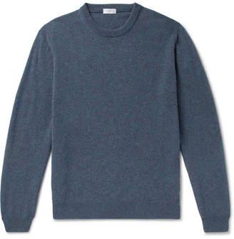 Sunspel Mélange Cashmere Sweater