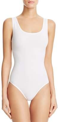 Yummie Ruby Scoop Neck Bodysuit $34 thestylecure.com