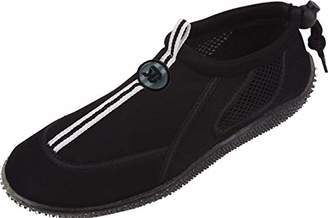 sunville Women's Athletic Water Shoes Aqua Socks/Chaussure aquatique