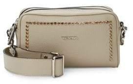 Mila Louise Leather Crossbody Bag