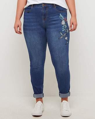 Joe Browns Remarkable Applique Jeans