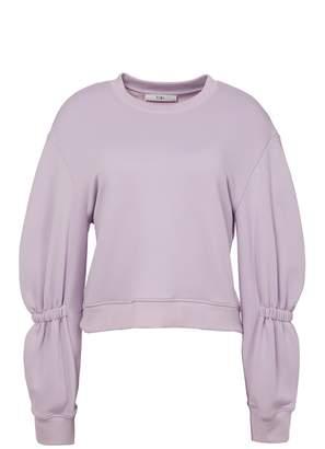 Tibi Sculpted Sleeve Sweatshirt