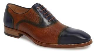 Mezlan Verino Cap Toe Oxford