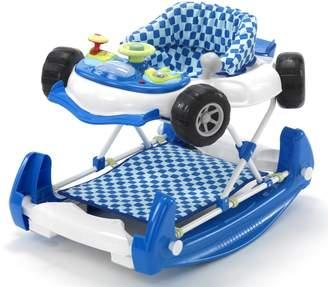 My Child Mychild 2-in-1 Car Walker Blue