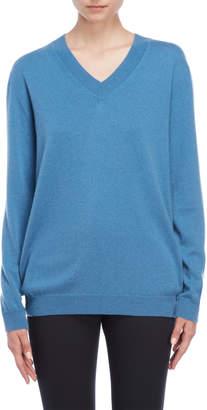Jil Sander Cashmere V-Neck Sweater