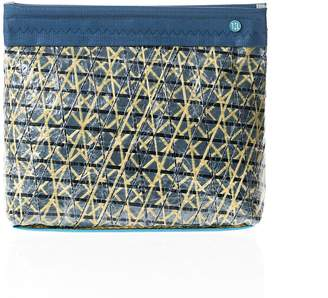 huner - Clutch 0037 With Dark Blue Handle