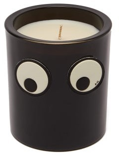 Anya Hindmarch Anya Smells Coffee Small Scented Candle - Womens - Black Multi