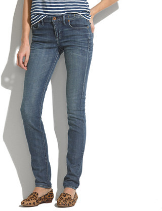 Skinny Skinny Jeans in Bluemoon Wash