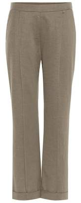 Schumacher Dorothee Playful Harmony cotton-blend trousers