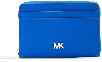 MICHAEL Michael Kors logo plaque small wallet
