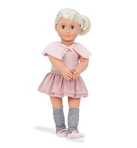 """Our Generation Alexa 18"""" Non Poseable Doll"""