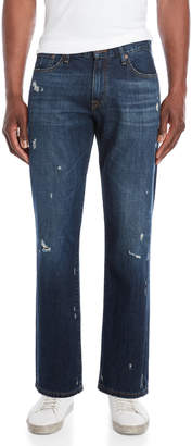 Lucky Brand Jones 221 Straight Jeans