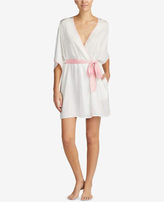 Betsey Johnson Kimono-Sleeve Robe