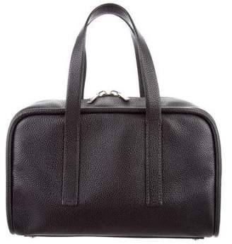 Calvin Klein Collection Leather Small Satchel