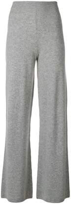 Joseph knitted wide-leg trousers