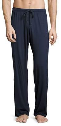 Derek Rose Jersey-Knit Lounge Pants, Navy