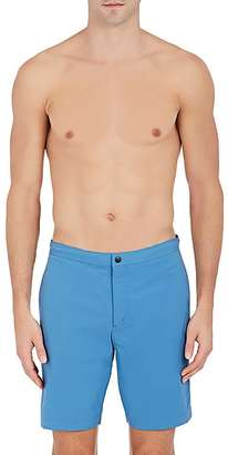 Theory Men's Alesso Swim Trunks $145 thestylecure.com