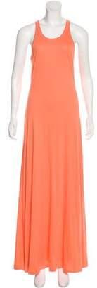 Ralph Lauren Black Label Sleeveless Maxi Dress