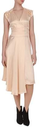 BA&SH Coralie Midi Dress