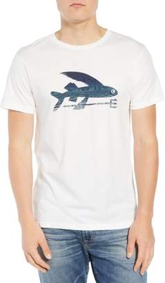 Patagonia Flying Fish Organic Cotton T-Shirt