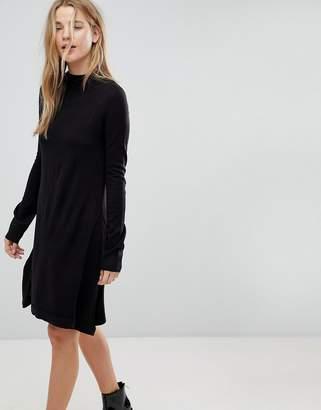 Brave Soul Swing Sweater Dress