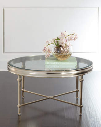 Hooker Furniture Silas Round Coffee Table