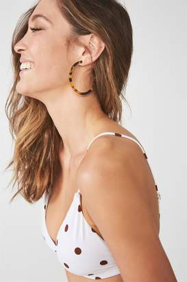 Sunseeker Body Fixed Triangle Bikini Top