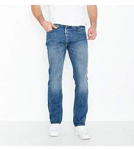 Levi's 501 Original Fit Jeans In Ivan