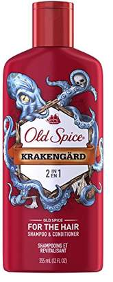 Old Spice 2 in 1 Men's Shampoo and Conditioner
