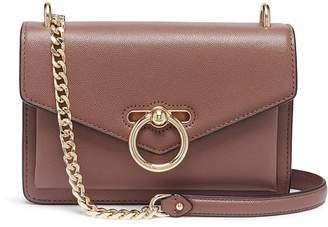 Rebecca Minkoff 'Jean' metal ring leather crossbody bag
