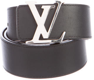 Louis Vuitton Louis Vuitton Monogram Initiales 40MM Reversible Belt