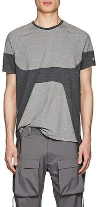 Isaora Men's Welded Stretch-Cotton T-Shirt